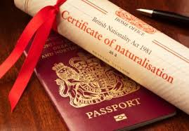 British Citizenship and Naturalization